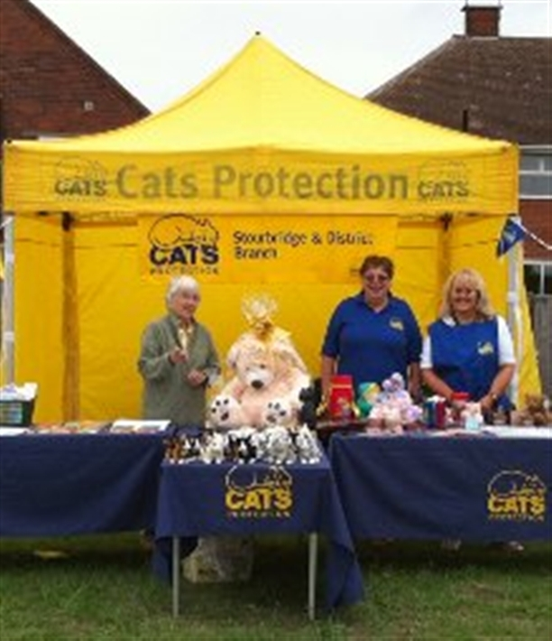 cats protection tent